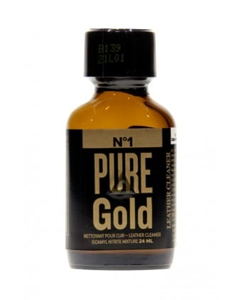 Poppers Pure Gold 24ml - Poppers