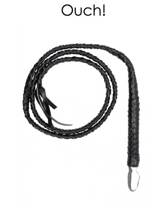 Fouet Twisted Whip - Ouch! - Fouets, cravaches