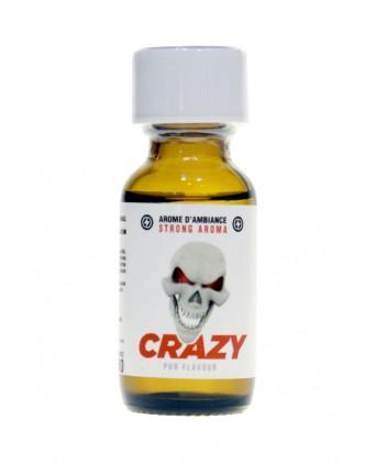 Poppers Crazy Amyl 25ml - Poppers