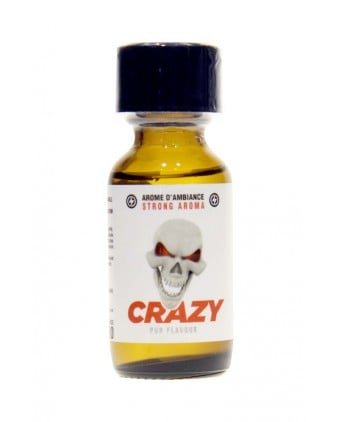 Poppers Crazy Propyl 25ml - Import busyx