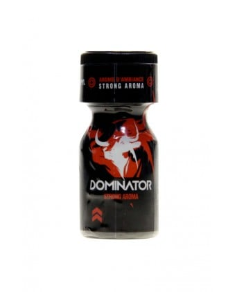 Poppers Black Dominator 10ml - Import busyx