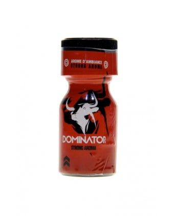Poppers Red Dominator 10ml - Import busyx