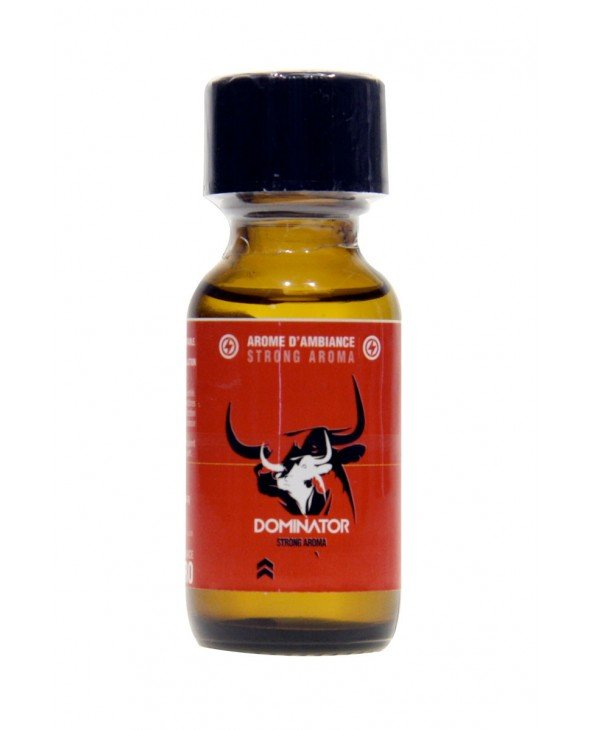 Poppers Red Dominator 25ml - Poppers