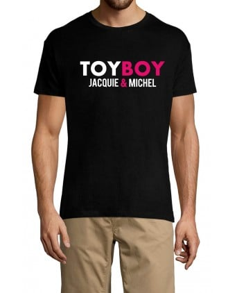 Tee-shirt Toy Boy - Jacquie et Michel - T-shirts Homme