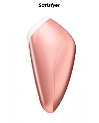 Stimulateur de clitoris Breeze cuivre - Satisfyer - Stimulation clitoris