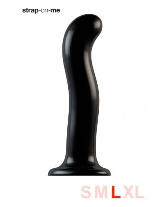Dildo point P et G taille L - Strap On Me
