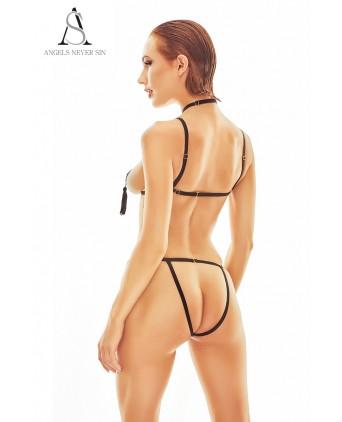 Harnais lingerie Delici - Angels Never Sin - Fetish et Glamour