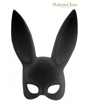Masque lapin avec pompon - Maison Close - Import busyx