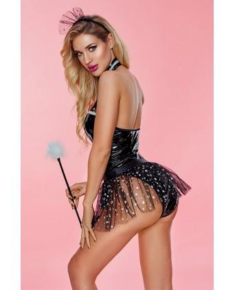 Déguisement sexy de soubrette - Paris Hollywood - Déguisements femme