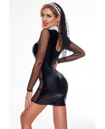 Déguisement sexy de nonne - Paris Hollywood - Déguisements femme