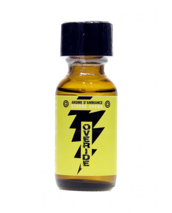 Poppers Overide 25ml - Poppers