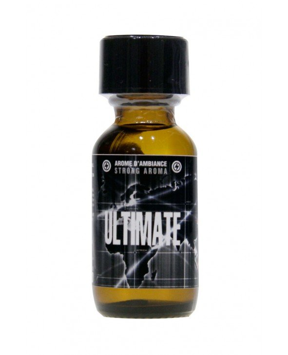 Poppers Ultimate 25ml - Poppers