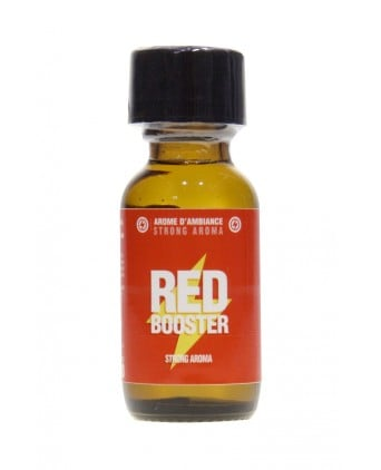 Poppers Red Booster 25ml - Poppers