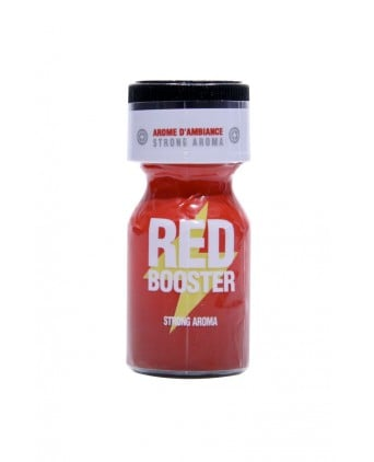 Poppers Red Booster 10ml - Import busyx