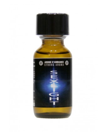 Poppers Sexlight 25ml - Poppers