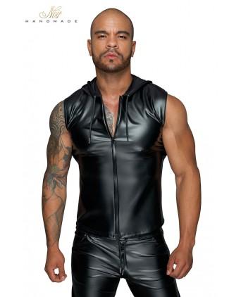 Veste à capuche sans manches H062 - Prêt à porter