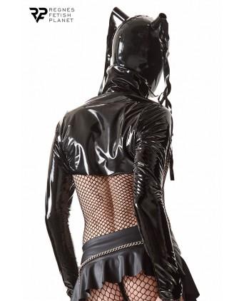 Veste avec col montant et fermeture éclair - Regnes - Prêt à porter