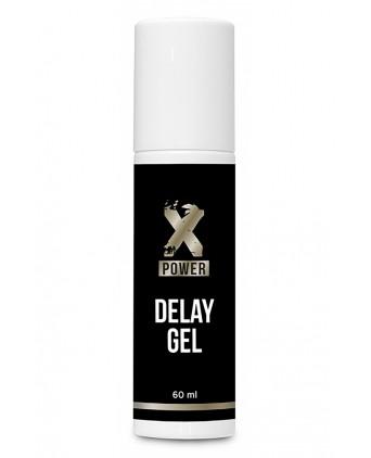 Delay Gel (60 ml) - XPOWER - Retarder éjaculation