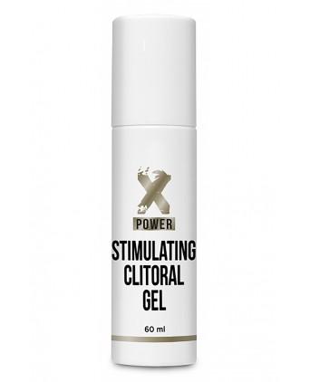 Stimulating Clitoral Gel (60 ml - XPOWER - Aphrodisiaques femme