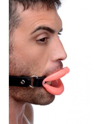 Ouvre bouche Sissy Mouth Gag -Master Series - Import busyx