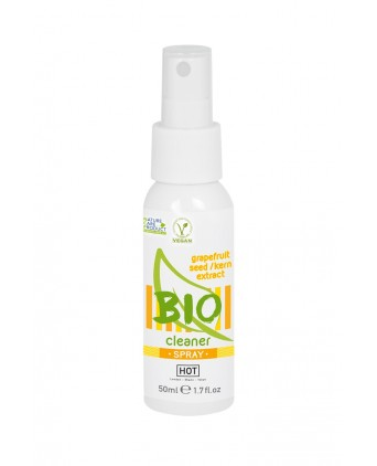 Spray nettoyant sextoys Bio 50ml - HOT - Import busyx