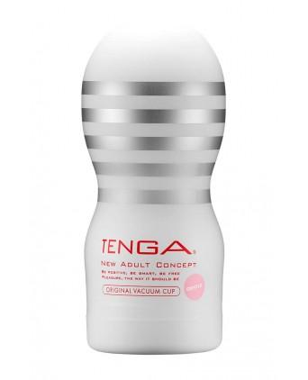 Masturbateur Original Vacuum Cup Gentle - Tenga - Import busyx
