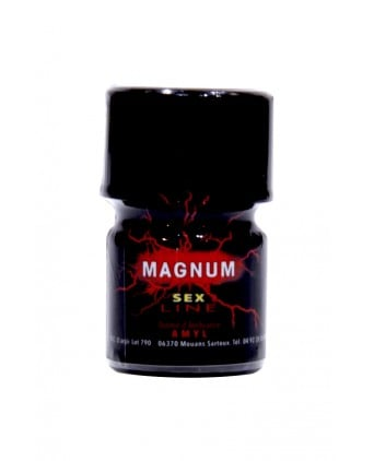 Poppers Sexline Magnum Rouge 15ml - Poppers