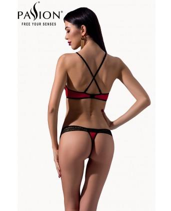 Ensemble Scarlet Bikini rouge - Passion