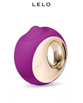 Simulateur de cunnilingus Ora 3 violet - Lelo - Stimulateurs clitoris