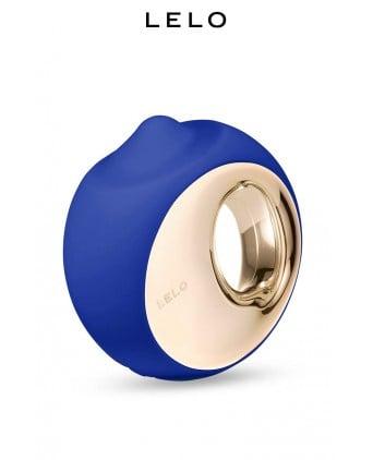 Simulateur de cunnilingus Ora 3 bleu - Lelo - Stimulateurs clitoris
