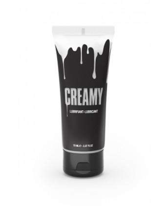Lubrifiant intime Creamy Cum 70 ml - Lubrifiants intimes
