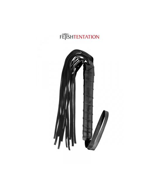 Martinet 13 lanières - Fetish Tentation - Fouets, cravaches