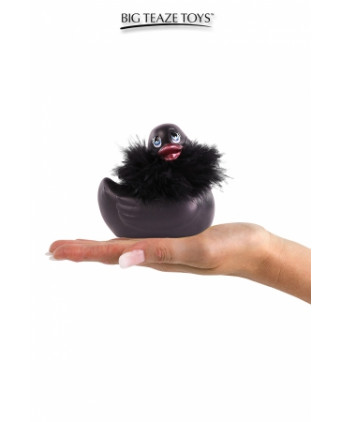 Mini canard vibrant Duckie Paris - noir - Canards, Vibros Funs