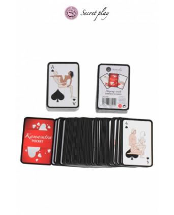 Jeu de cartes Kamasutra - Jeux coquins