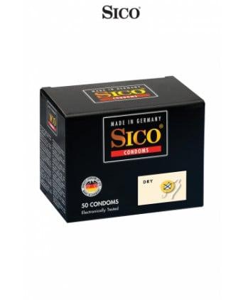 50 préservatifs Sico DRY - Préservatifs