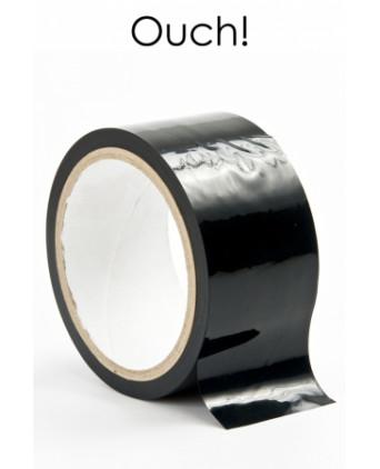 Ruban de bondage 20 m - noir - Attaches, contraintes