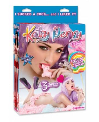 Poupée gonflable Katy Pervy - Poupée gonflable