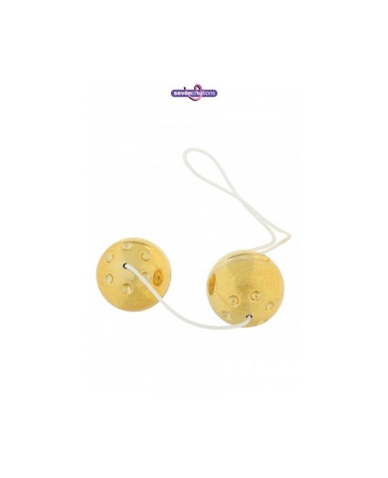 Boules de Geisha Gold Balls - Boules de Geisha