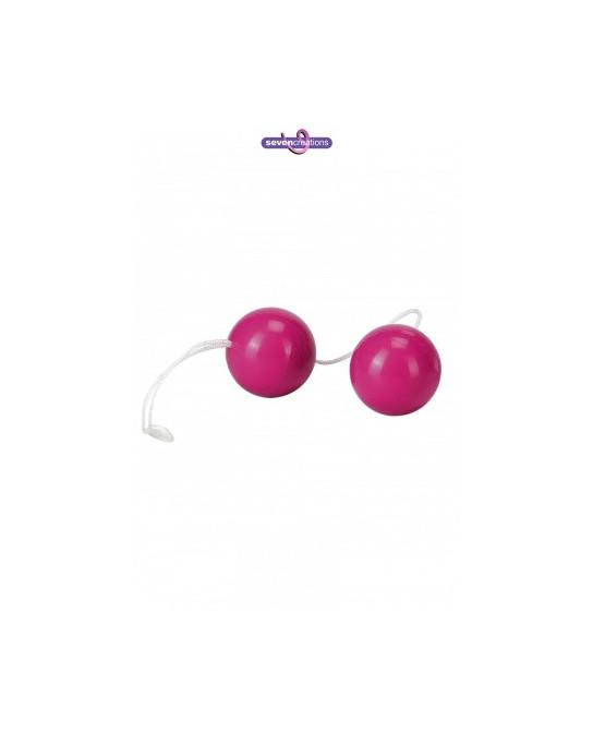 Orgasm balls - Boules de Geisha