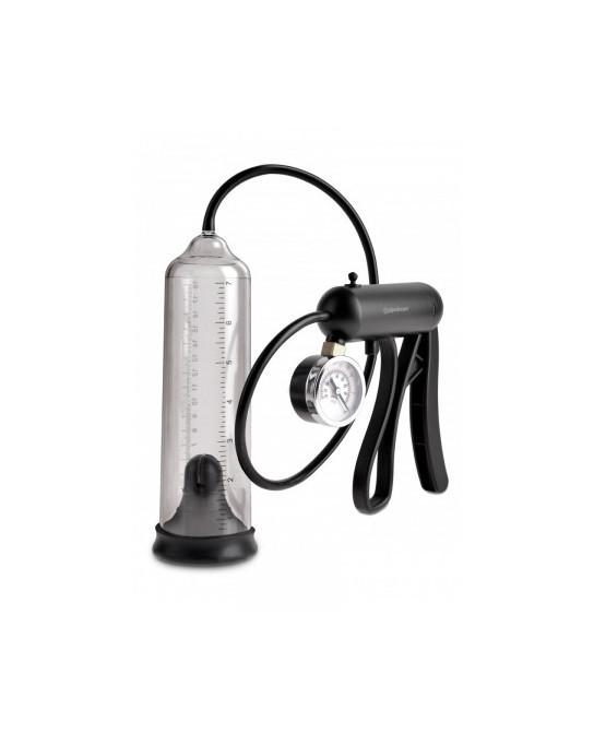 Pompe à pénis Pro-Gauge Power Pump - Développeur de pénis