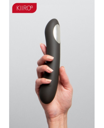Vibromasseur connecté Pearl 2 - Kiiroo - Stimulation point G