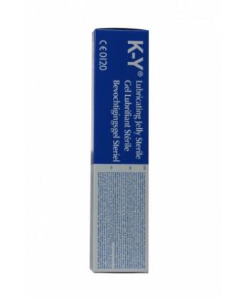 Gel lubrifiant stérile KY 82g - Lubrifiants base eau