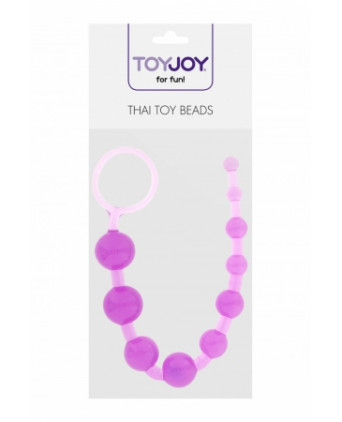 Chaine anale Thai Toy Beads - Chapelet anal