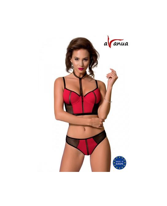String et Top sexy Coline - Dessous Sexy