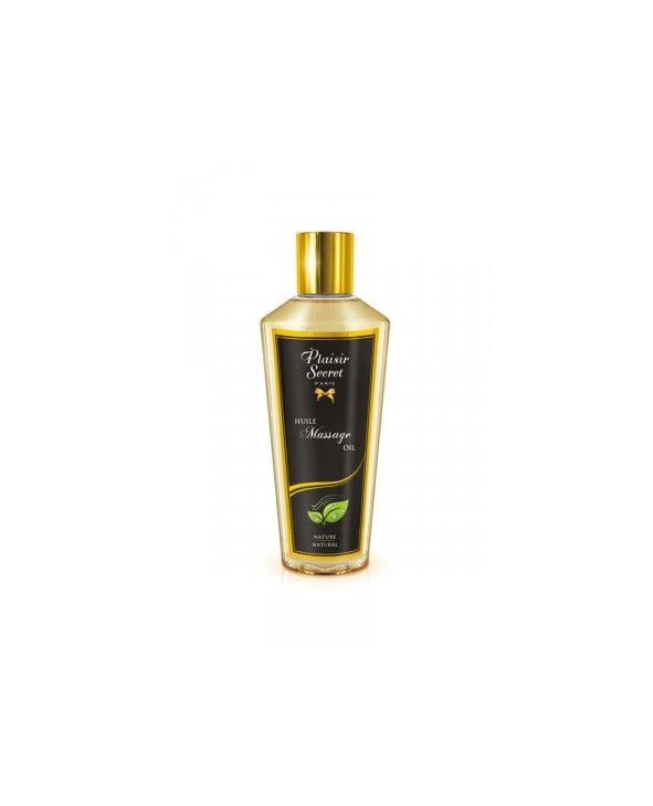 Huile sèche sans parfum - Massages érotiques