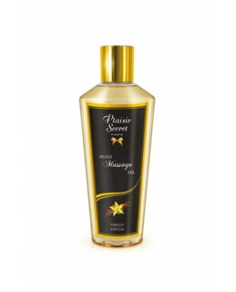 Huile sèche vanille - Massages érotiques