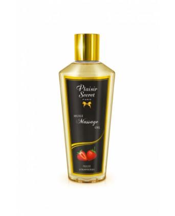 Huile sèche fraise - Massages érotiques