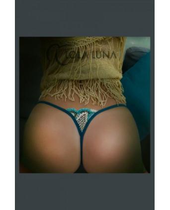 String ouvert Kamala - Dessous Sexy