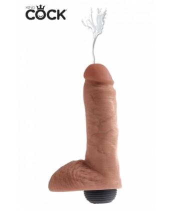 Gode réaliste éjaculateur 20 cm - Godes réalistes