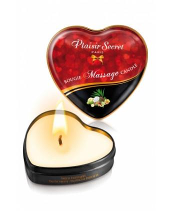 Mini bougie de massage Fruits Exotiques - Massages érotiques